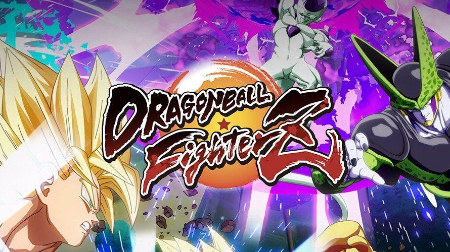 Dragon Ball Fighters Z, jogo definitivo da série é apresentado na E3