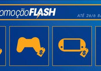 Promoção Flash na PStore - 23/06