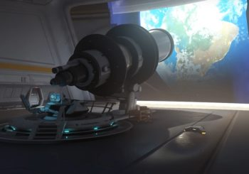 Overwatch: Novo mapa, Colônia Lunar Horizon, fica disponível hoje.