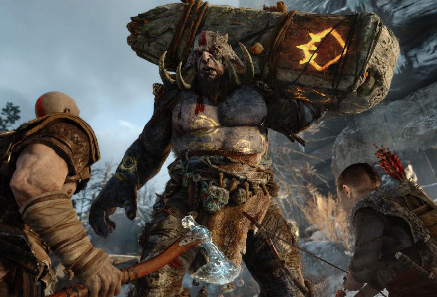 Novo God of War tem gameplay intenso na E3 2017