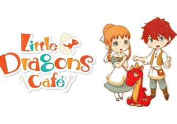 Little Dragons Cafe, jogo dos criadores de Harvest Moon para PS4 e Switch