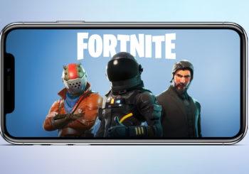 Fortnite é lançado oficialmente para IOS