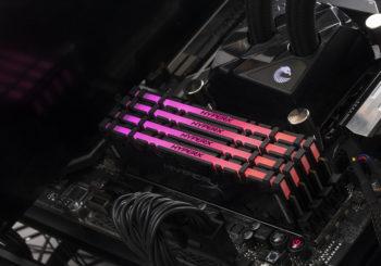 HyperX Predator DDR4 RGB com Tecnologia Infravermelha