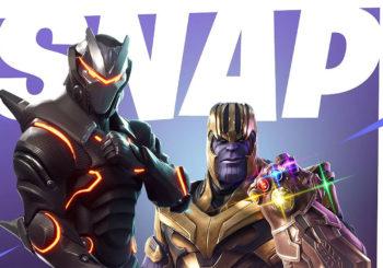 Vingadores: Guerra infinita -Thanos em Fortnite