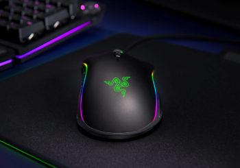 Novo Mouse Razer Mamba Elite