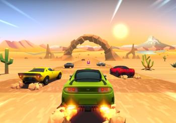 Horizon Chase Turbo não é só nostalgia