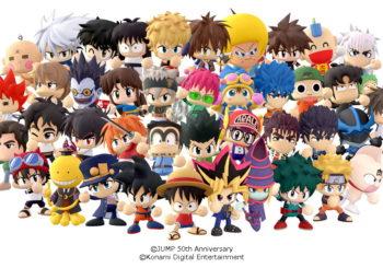 Jogo de luta mobile da Shonen Jump lançado no Japão