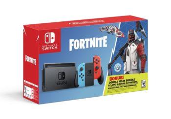 Bundle de Fortnite para Nintendo Switch