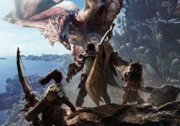 Geralt, de The Witcher em Monster Hunter: World