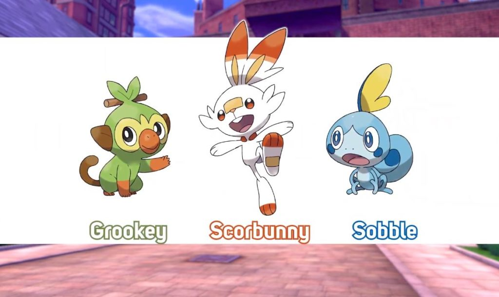 Anunciado Pokémon Sword e Shield