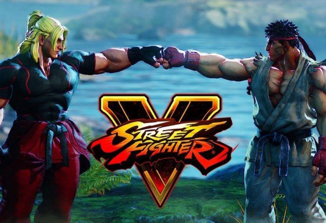 Novidades de Street Fighter 5