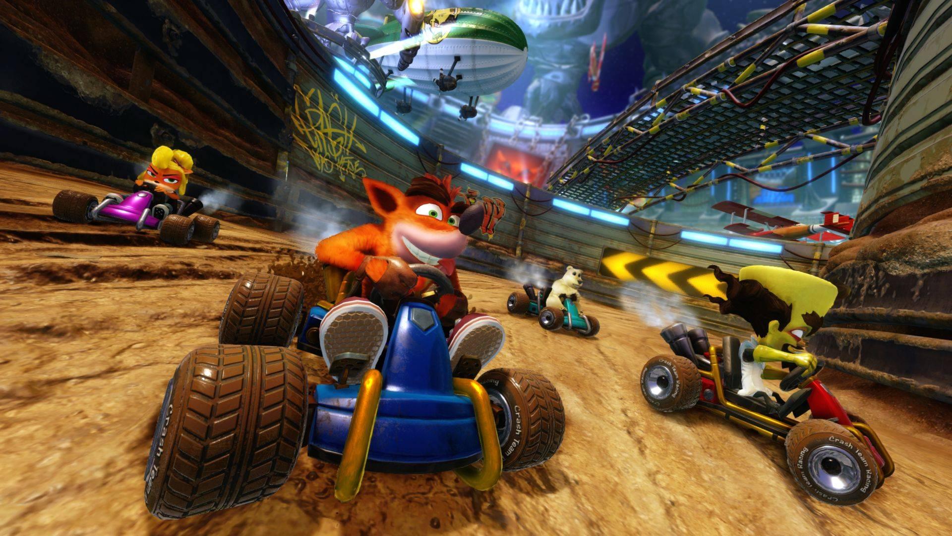 Crash Team Racing Nitro-Fueled | Especial