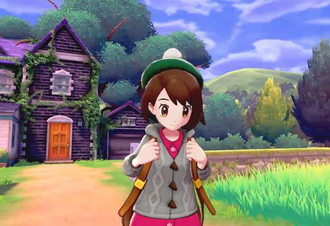 Novidades sobre Pokémon Sword & Shield