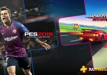 Playstation Plus Julho de 2019