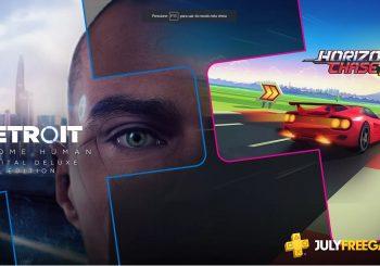 Detroit: Become Human Digital Deluxe Edition na PLUS de julho 2019