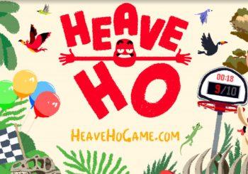 Heave Ho, um salto para a diversão!