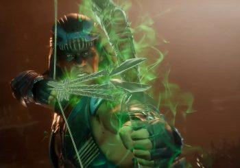 Gameplay de Nightwolf em Mortal Kombat 11