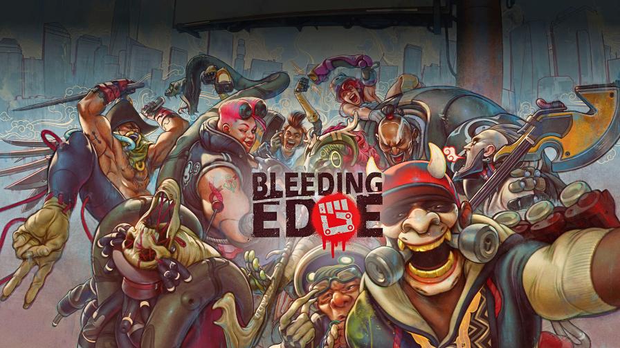 Bleeding Edge na BGS