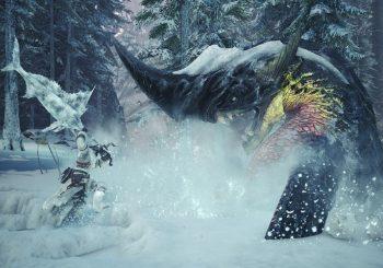 Lançamento de Monster Hunter World: Iceborne