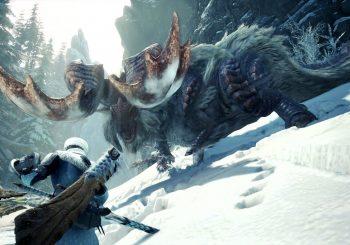 Monster Hunter World: Iceborne uma expansão titânica