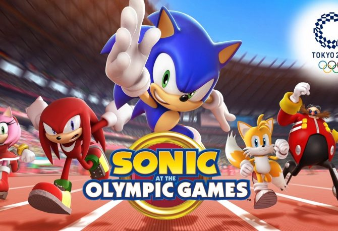 Trailer de Sonic at the Olympic Games 2020