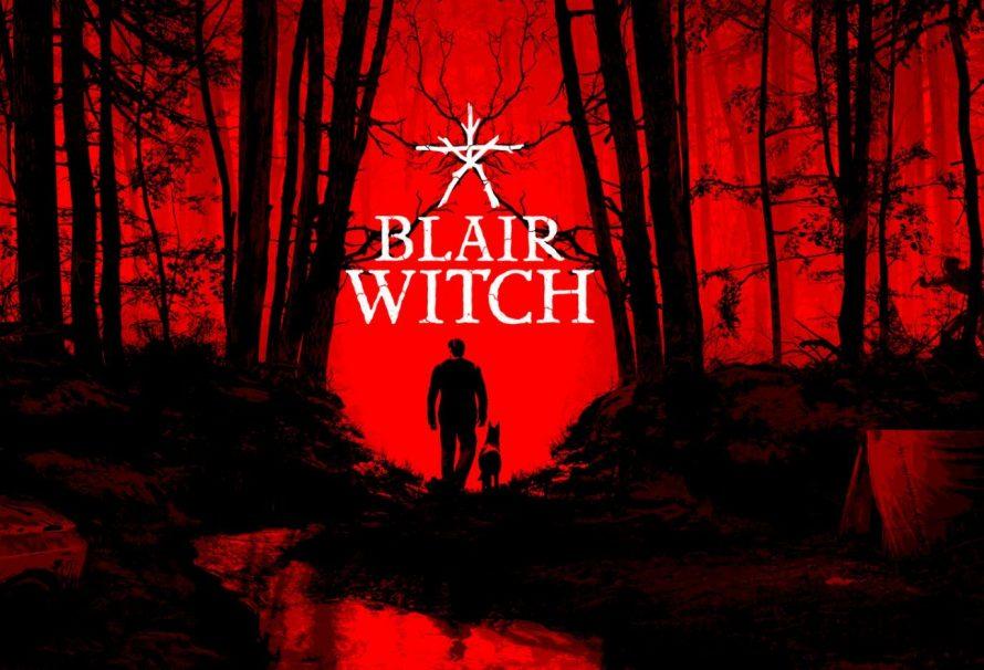 Acabei de Acabar Blair Witch