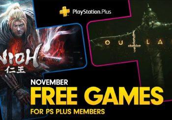 Playstation Plus Novembro de 2019