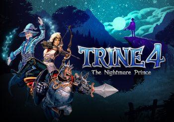 TRINE 4: The Nightmare Prince   PS Pedro