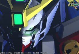 SD Gundam G Generation Cross Rays chega ao PC