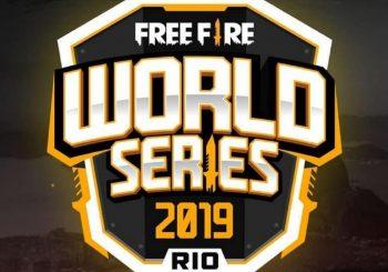 Ingressos para Free Fire World Series já disponíveis